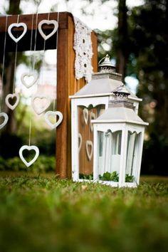 Casamento Decorado com Artesanato Para Silvia ♡ + ♡ Leonardo - Senhora Inspiração! Blog