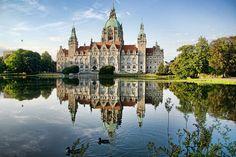 Das Neue Rathaus- 34 Bilder, die beweisen, dass Hannover die schönste Stadt Deutschlands ist