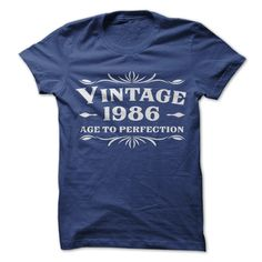 Vintage 1986 T-Shirts, Hoodies. VIEW DETAIL ==► Funny Tee Shirts