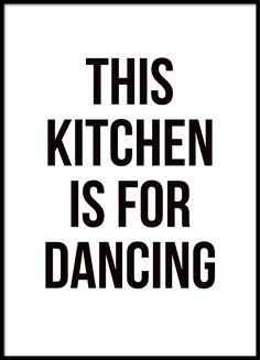 #keuken #posters #blackandwhite