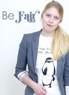 Be fair - or let your clothes be at least - på bedremode.nu