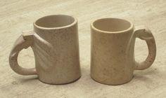 Natural Stone Coffee Mugs
