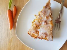 Flourless carrot cake - Style and More - All kinds of trendy ideas Paleo Dessert, Convenience Food, Eating Habits, No Cook Meals, Food Videos, Carrots, Low Carb, Food Porn, Food And Drink