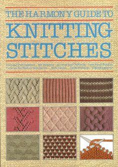 Crochet Knitting Stitch Guide : crochet stitch guide knitting_magazine Pinterest Crochet Books ...