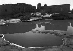 Fotografie  1921 1967 - Collezione privata Fam. Manfrotto, Pool , Acoma Pueblo, New Mexico, � Ansel Adams, Fonte: fotochepassione.com . libreriamo.it