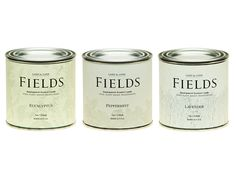 Fields Candle Set by Land By Land | Candles & Diffusers | AHAlife.com