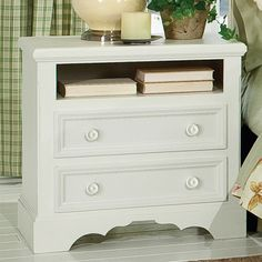 I pinned this Veracruz Nightstand from the Tempered Tones event at Joss and Main! #171