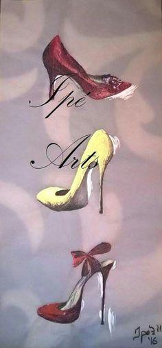 'My shoes' - Acryl, Aquarell, Öl #artwork #art🎨 #artist #kunst #künstlerin #newartist #newcomer #ipearts #follow4follow #resam #resamcı #acrylmalerei #ölmalerei #aquarell #aquarellmalerei #shoes #schuhe #ayakkabi #pharmazeut #pharmacist #eczacı #otherpassion #passion #leidenschaft #sanat