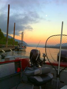 Portdaddia: A Great Day -- Salmon Fishing On The Columbia (No Fish Were Harmed In The Production Of This Post)