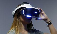 Réalité virtuelle : un marché estimé à 1,6 milliard en 2016