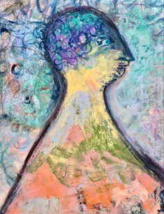 Original art piece Head S, Headspace, Cool Artwork, Original Art, Art Pieces, The Originals, Artist, Instagram, Cool Art
