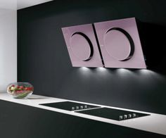 If It's Hip, It's Here: The Most Smokin' Range Hood Ventilators, The Elica Collection.