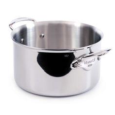 Cook Style Gryde uden Låg 1,8 l, Mauviel