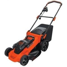 Shop BLACK + DECKER 13 Amp Corded Electric Push Lawn Mower at Lowe's Canada. Find our selection of lawn mowers at the lowest price guaranteed with price match. Best Lawn Mower, Best Riding Lawn Mower, Lawn Mower Tractor, Electric Mower, Grass Cutter, Walk Behind, Thing 1, Best Black, Lawn And Garden