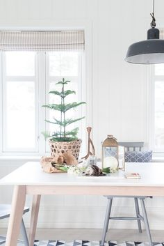 Subtle Xmas Decor by a Norwegian Blogger AtNo67 Concept Store
