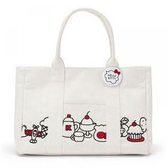 64ee26998 Hello Kitty Tote Bag Corduroy - sakuraya japan kawaii fashion #hellokitty # totebag #corduroy