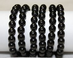 Shungite Stretch Bracelets Get Educated, Love And Light, Stretch Bracelets, Healing, Therapy, Recovery