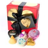 Heart Of Gold- gift box from LUSH.