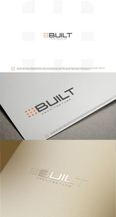 Design #778 by AgainstAllOdds | #built - logo to be corporate and architectural