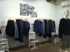 Retailstyling collection AW 13-14 Art: Ralph Warning Amsterdam