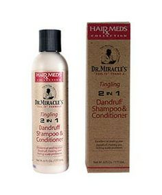 Dr.Miracles 2 in 1 Dandruff Shampoo n Conditioner