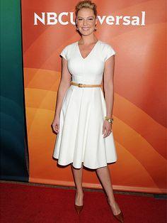Katherine Heigl best dressed