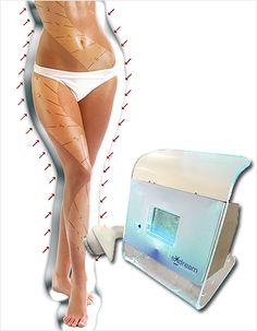 Minceur : j'ai testé les ondes anti-cellulite - Elle