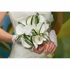 Calla Lily Bridal Bouquet | Pictures of Calla Lily Bridal Bouquets