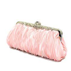 2012 Vintage Beaded Lady Little Purse Evening Bag 818