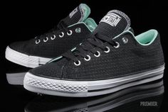 All Star Converse CTS OX 'Black Peppermint' - http://starakia24.gr/star-converse-cts-ox-black-peppermint/