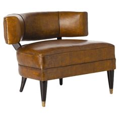 ARTERIORS Home Laurent Leather Accent Chair