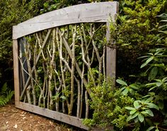 Growing Gate by ronwls   Mendocino Coast Botanical Gardens   Flickr
