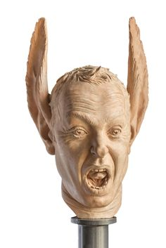 "Livio Scarpella's ""Pinocchio"" sculpture"