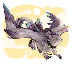 Cute Creatures, Magical Creatures, Fantasy Creatures, Dragon Girl, Dragon 2, Pokemon, Night Fury Dragon, Httyd Dragons, Wolf Tattoo Design