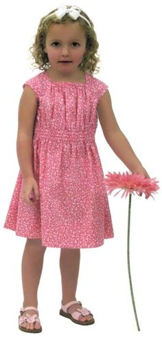Cute pattern by Children's Corner - similar to the Jacadi dress I pinned previously @Jennifer Mathis (Ellison Lane Quilts)