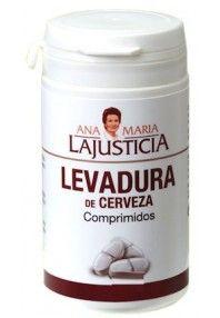 Ana Maria Lajusticia Levadura de Cerveza 80 comprimidos. Comprar aqui: http://www.suplments.com/ana-maria-lajusticia-levadura-de-cerveza-80-comprimidos