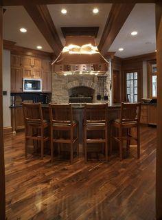 Walnut floor that I want