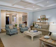 Living Room Furniture Layout. #LivingRoom Studio M Interior Design, Inc.