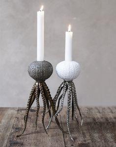 Octopus Candle Holder | Nyheter | Artilleriet | Inredning Göteborg