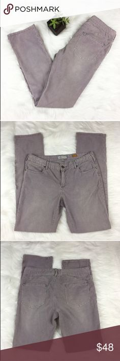 Anthro Pilcro & the Letterpress Vintage Slim Cords Anthropologie Pilcro & the Letterpress Vintage Slim Light Dusty Purple Corduroy Pants. Size 30 with 8' rise and 31' inseam. Guc with no major flaws. ❌No trades ❌ Modeling ❌No PayPal or off Posh transactions ❤️ I 💕Bundles ❤️Reasonable Offers PLEASE ❤️ Anthropologie Pants Straight Leg