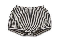 striped bloomers