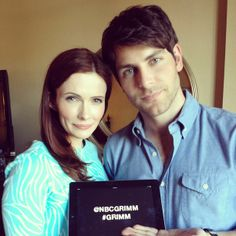 Twitter / Recent images by @Grimm NBC