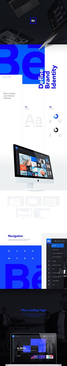 Behance desktop app