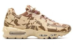 premium selection a74d2 c7955 Nike releases its limited edition Air Max Country Camo UK Pack, including  the Nike Air Max 90 and Air Max 95 sneakers.