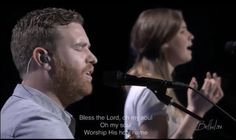 10,000 Reason(Bless the Lord) - Paul&Hannah McClure (Bethel Church)