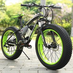 Electric bikes are gowing wild with power and eficienty thise days. Here is a wide variety of what is now avilabel on the market in terms of affordable electric transportation Electric Bikes For Sale, Electric Bicycle, Electric Mountain Bike, Velo Design, Bicycle Design, Mini Bike, Montain Bike, Motorised Bike, Downhill Bike
