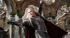 The Hobbit: the Battle of the Five Armies - Thranduil #LeePace