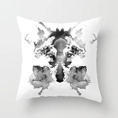 Rorschach by Robert Farkas  https://society6.com/product/rorschach_pillow?curator=ebrus