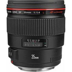 Canon 35mm F/1.4L: Picture 1 regular
