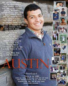 Custom & Personalized Photo Senior/ School by Stonelovedesigns